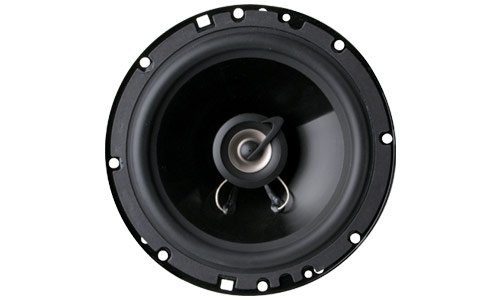 Planet Audio Tq622 6.5-Inch 2-Way Poly Injection Cone Speaker System (Black)