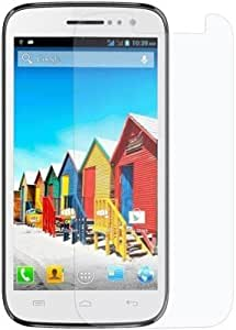 MVTH Brand Clear Tempered Glass Screen Protector for Micromax Canvas Fire A 104