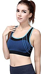 Gopalvilla Women Sport Athletic Gym Yoga Bra