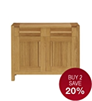Sonoma Light 2-Door Sideboard