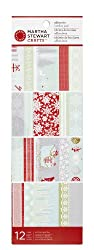 Martha Stewart Crafts Snow Lace Adhesive Border Pad