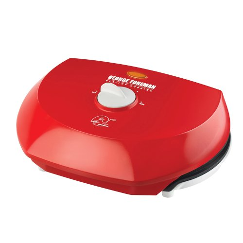George Foreman GR50V 50-Square-Inch Nonstick Grill with Variable Temperature Control