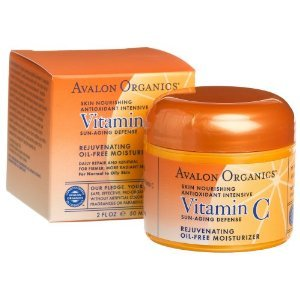 avalon organics cr me visage de renouvellement de la vitamine c 2 oz partir de. Black Bedroom Furniture Sets. Home Design Ideas