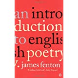 An Introduction to English Poetryby James Fenton
