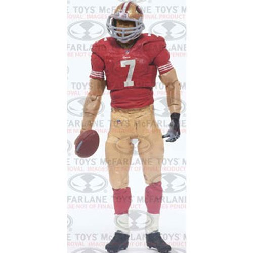 NFL San Francisco 49Ers 2013 Playmaker Series 4 Colin Keapernick Action Figure at Amazon.com