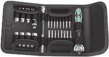 Comprar Wera 05051045001 Kraftform Kompakt Zyklop Speed - Estuche con destornillador y puntas, 26 piezas