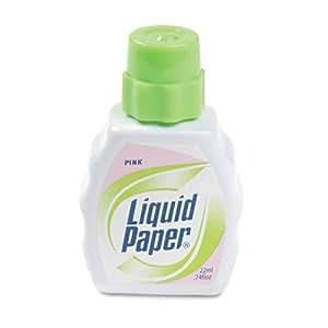 Amazon.com : Liquid Paper Stock Colors Correction Fluid