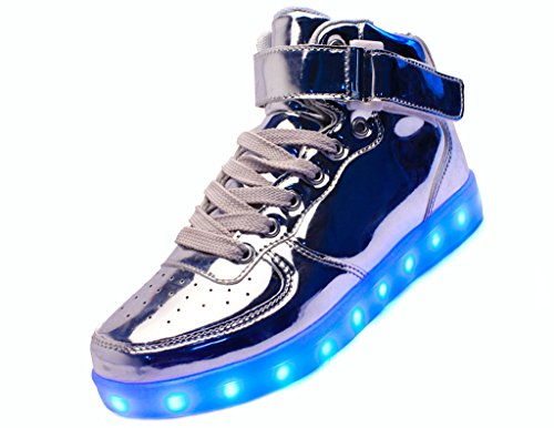 JustCreat-Women-Men-High-Top-USB-Charging-LED-Shoes-Flashing-Sneakers