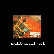 Breakdown and Back Compilation Radio/TV Program by Marjorie Van Halteren Narrated by Marjorie Van Halteren