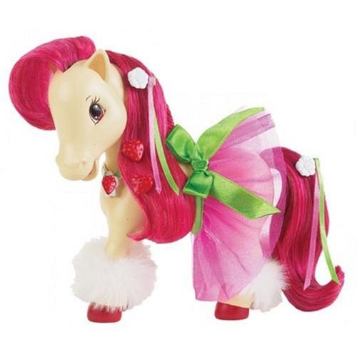 Buy Strawberry Shortcake Berry Pretty Ponies: Strawberry Shortcake's Pony
