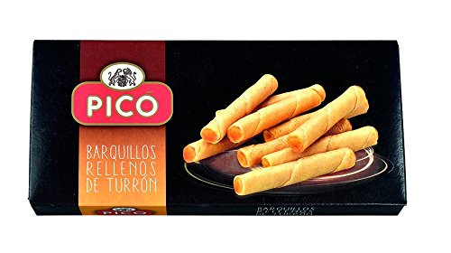 Picó - Creps al Cacao con Crocanti de almendra - Cocoa Crepes with Almond Crocanti 90gr Supreme quality
