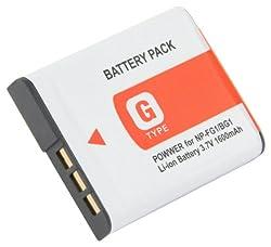 STK Sony NP-BG1 NP-FG1 Battery for Cybershot DSC-HX20V, DSC-H70, DSC-H90, DSC-HX9V, DSC-H20, DSC-HX5V, DSC-HX30V, DSC-W290, DSC-WX1, DSC-HX10V Cameras
