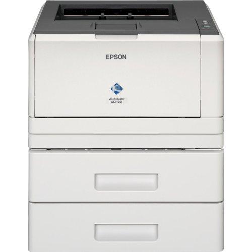 Epson AcuLaser-M2400DTN Laserdrucker (Schwarzweiß, DIN A4, Duplex Funktion, Netzwerkschnittstelle)