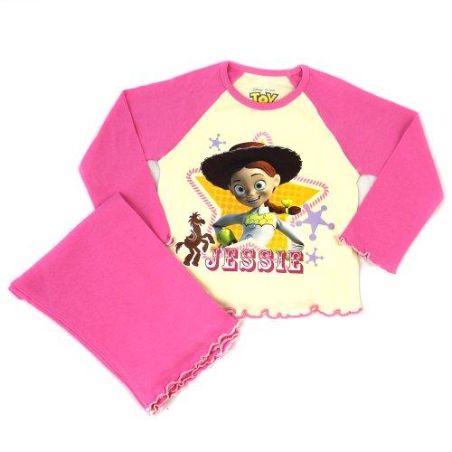 Girls Toy Story Pyjamas - Toy Story Jessie Long Pyjamas - Fr 12mths-4yrs