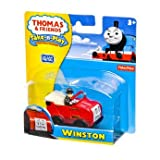 Dynamic Thomas the Tank Engine Take 'n' Play Winston - Cleva Edition G7 Bundle