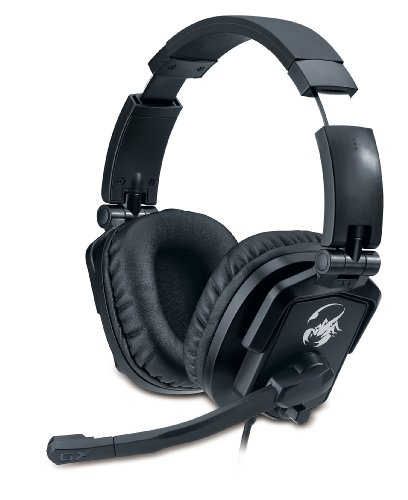 Genius Lychas Over the Ear Gaming Headset