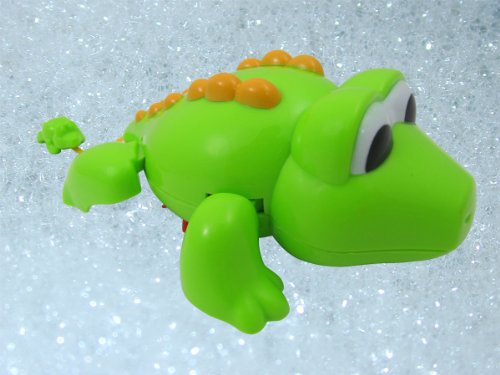 Swimming Alligator Floating Bathtub Bath Toy
