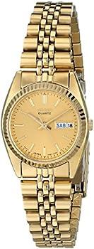 Seiko Women's Gold-Tone Watch