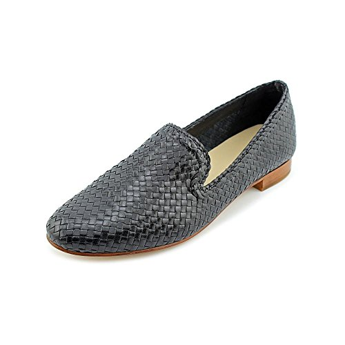 4c52395872ee Cole Haan Sabrina Woven Loafer Womens Size 7 Black Loafers Shoes ...