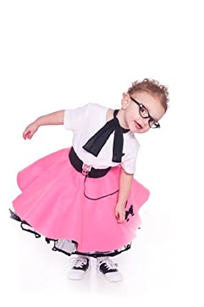 amazon   hip hop 50s shop toddler poodle skirt   hot