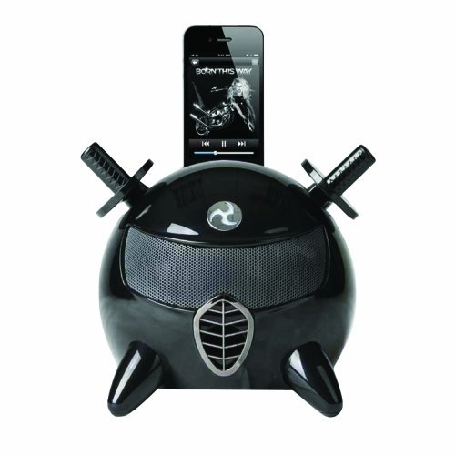 Lanchiya NINJA-BK Ninja Black Speaker