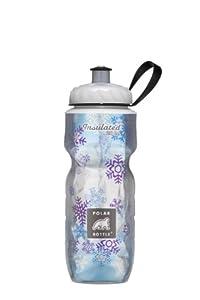 Polar Bottle Blizzard Insulated Water Bottle, 20-Ounce