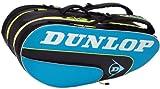 DUNLOP(ダンロップ) ラケットバッグ(ラケット9本収納可)  ブルー 509 TPB-2301