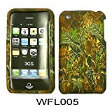 APPLE IPHONE 3G / 3GS CAMO CAMOUFLAGE HUNTER – HARD PROTECTOR COVER CASE / SNAP ON PERFECT FIT CASE