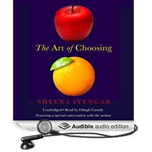 The Art of Choosing (Unabridged)
