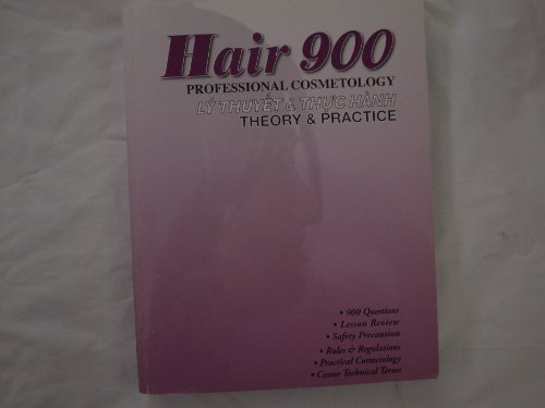 Hair 900 Professional Cosmetology Theory & Practice