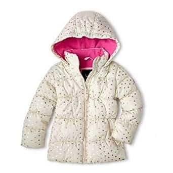 Amazon.com: Vertical 9 Toddler & Little Girls Ivory Hearts