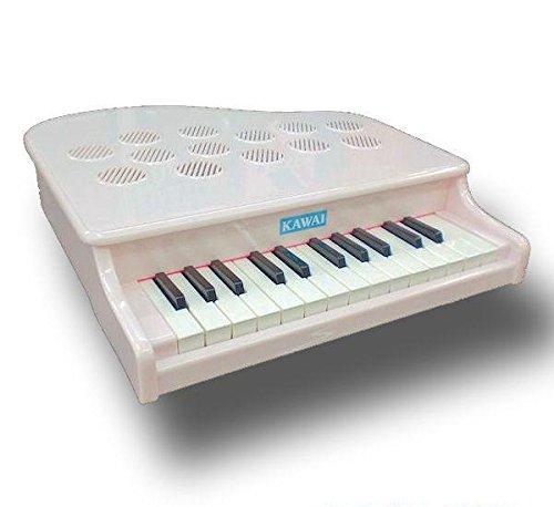 Mini piano P-25 (pin quiche White) 1108-9