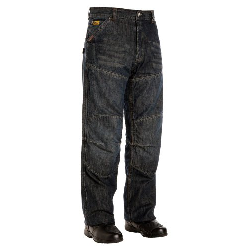 BILT IRON WORKERS Steel Motorcycle Jeans - 34