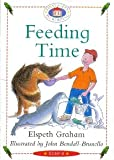 Feeding Time (First Steps to Reading, Set 2: ANIMAL CRACKERS #8)