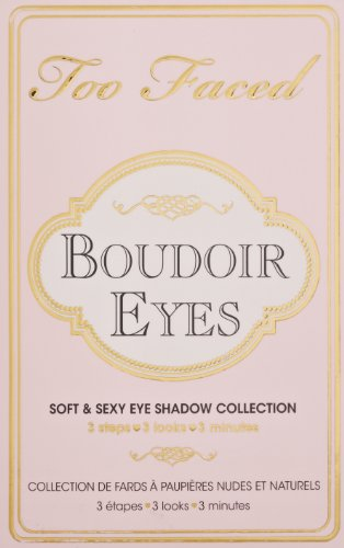 Too Faced Boudoir Eyes Soft and Sexy Eye Shadow Collection, 0.39 Ounce