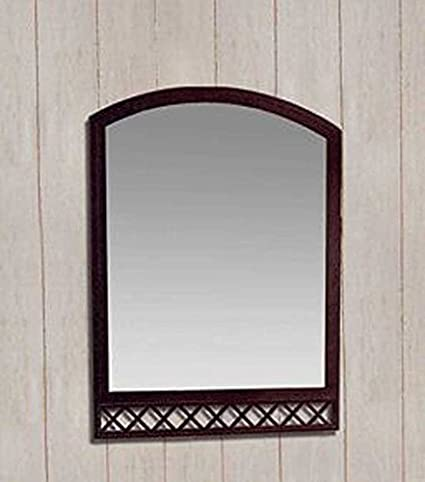 Wrought iron mirrors: MANHATTAN FORJA ARCO Model
