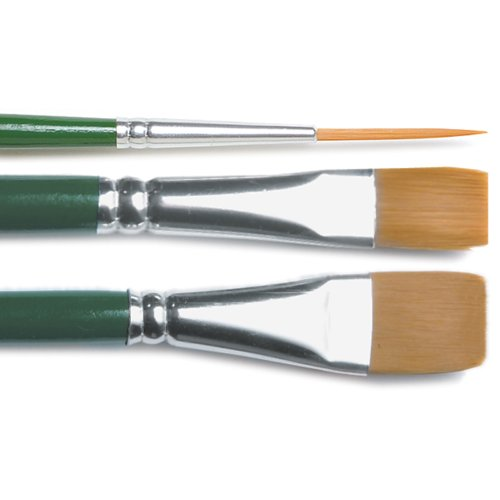 FolkArt Brush Set, 1171 (One Stroke Paint Brushes compare prices)
