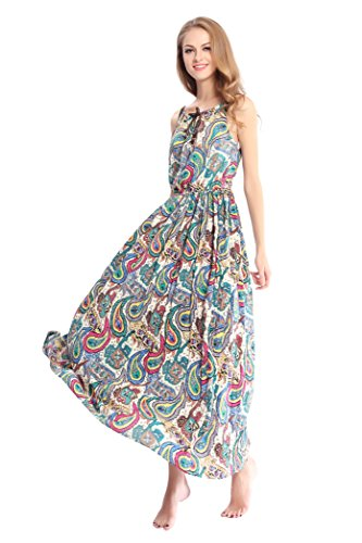 Dilanni-Womens-Strap-Sleeveless-Floral-Printed-Maxi-Bohemian-Beach-Dress