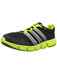 ADIDAS BREEZE 101 M MEN D67054 BLACK 1/SOLAR SLIME/METALLIC SILVER