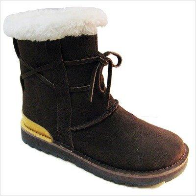 Cloud Nine Whitetail Women's Boot (07, Chocolate)