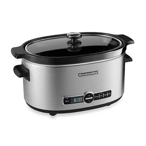 The Cooker By Kitchenaid® 6-quart Glass Lid with Slow Cooker
