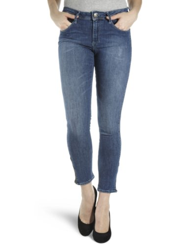 Wrangler Abbey Skinny Women's Jeans Night Rider