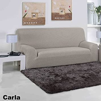 Carla - Funda para sofá de 2 personas