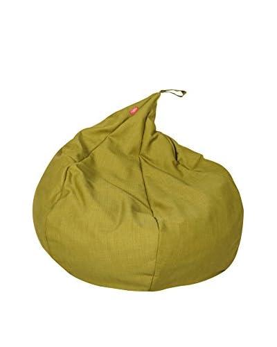 Best seller living Puff Grande Beanbag Verde