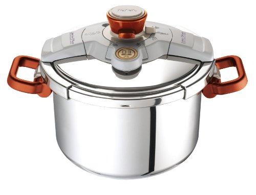 Tefal 6 Litre Clipso Control Pressure Cooker
