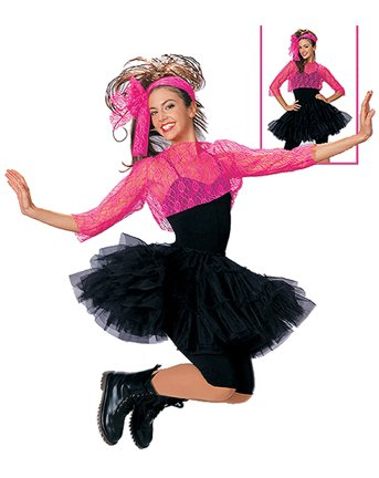 Womens Plus Size Lucky Star Costume