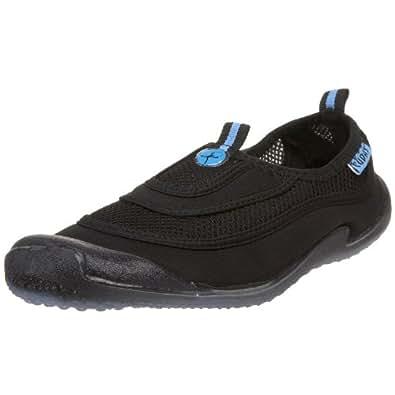 Cudas Women's Flatwater Water Shoe,Black,5 M US