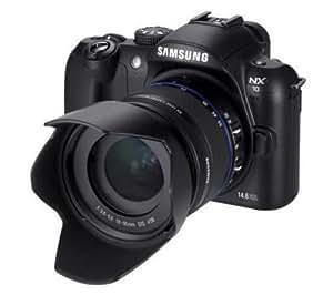 Samsung NX10 Kit Reflex 14,6 Mpix Noir + Objectif 18 55 mm