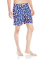 Hackett London Short de Baño (Azul)