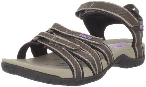 Teva Women's Tirra W`S Outdoor Sandals 9034 Chocolate Chip 5.5 UK
